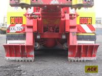 hydraulic stabiliser legs